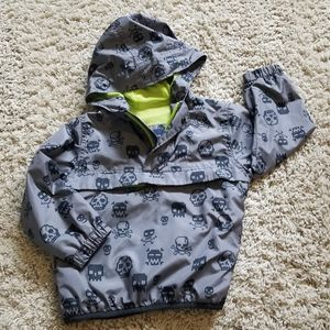 BABY GAP raincoat ☠